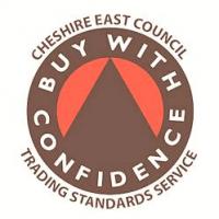Altrincham locksmith Cusworth Master Locksmiths are part of Cheshire East's Buy with Confidence scheme.