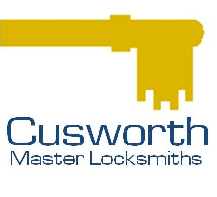 Wilmslow's Cusworth Master Locksmith Logo