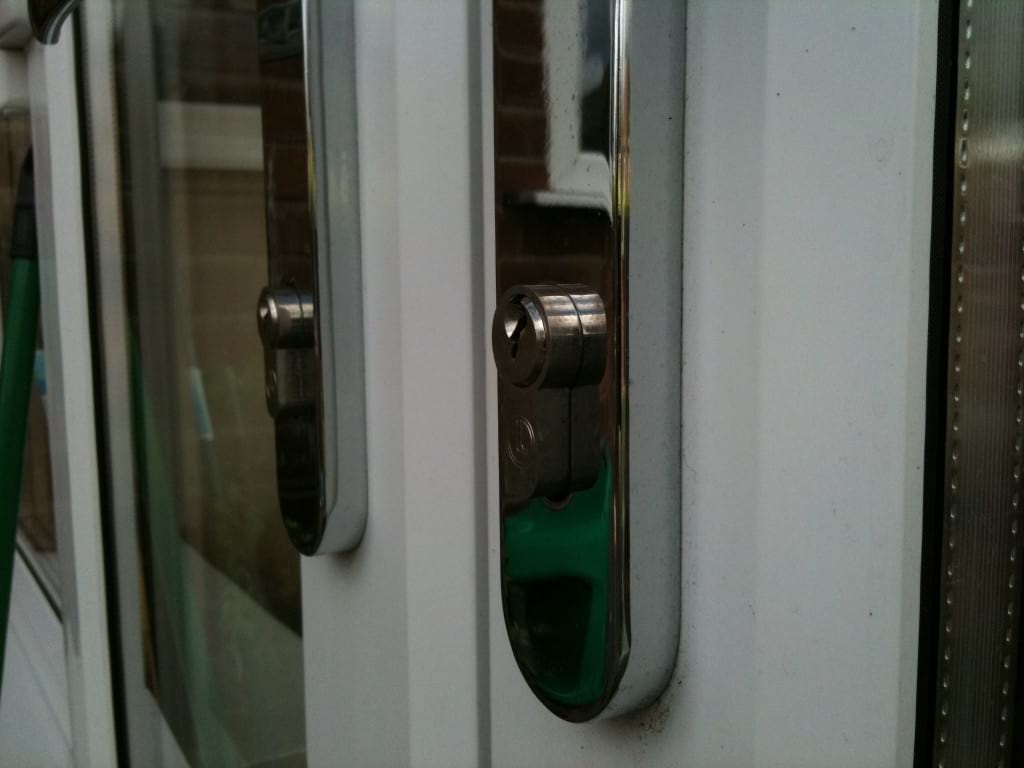 Faulty and broken uPVC door locks.