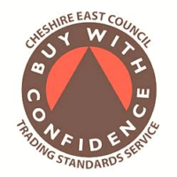 Cheadle locksmith Cusworth Master Locksmiths are part of Cheshire East's Buy with Confidence scheme.